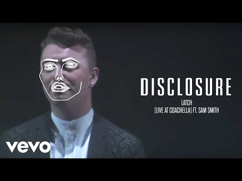 Disclosure  Latch  at Coachella ft Sam Smith