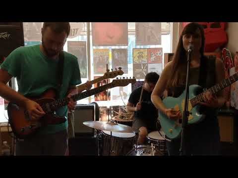 Lithics live at Bull City Records in Durham, NC 6/18/18