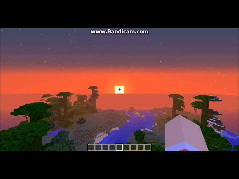 When The Sun Goes Down In Minecraft YouTube