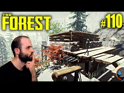 The Forest #110 | HAY QUE CONSEGUIR MÁS ESPACIO | Gameplay Español