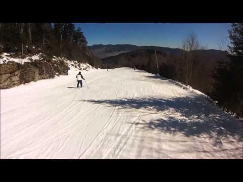 Waterville Valley Skiing - Oblivion