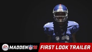 Madden NFL 16 | Official First Look Trailer | Be The Playmaker