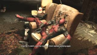 Deadpool Walkthrough Part 1 (XBOX 360)