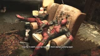 Deadpool Walkthrough Part 1 (XBOX 360)