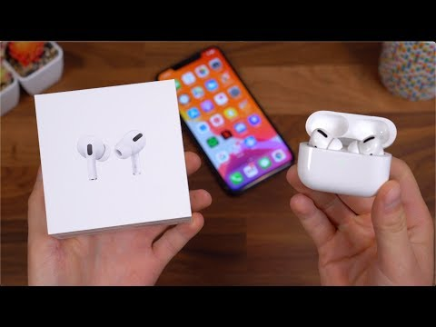 Apple AirPods Pro Unboxing: Will These Fit??