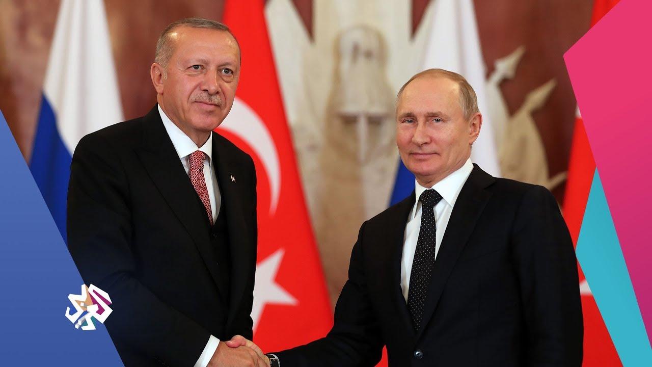 قناة العربي:الساعة الأخيرة│قمة روسية تركية إيرانية مرتقبة بشأن سوريا