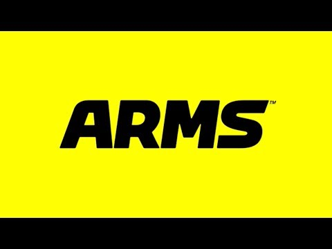 ARMS Global Testpunch - Online Lobby (No SFX, 10 Minutes)
