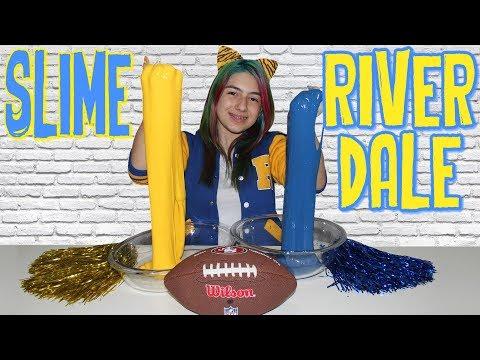 Riverdale Slime Butter + Jiggly DIY Como Fazer Em Casa