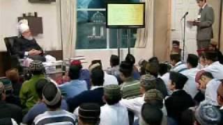 Gulshan-e-Waqfe Nau (Atfal) Class: 15th November 2009 - Part 2