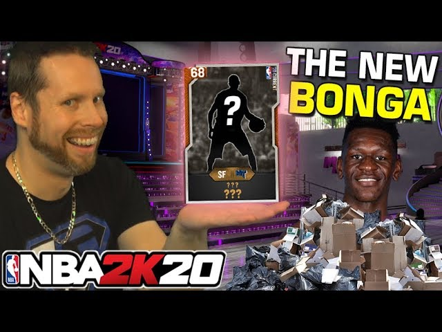 Who is the new Isaac Bonga of NBA 2K20?