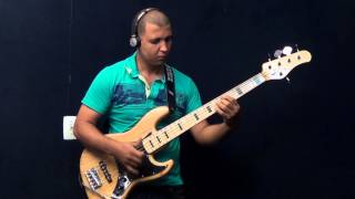 Teste do Baixo Tagima TJB-5 por Nildo Bass
