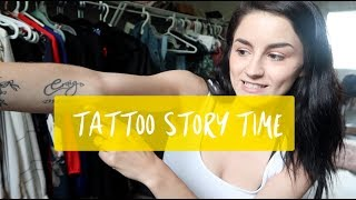 TATTOO STORY TIME