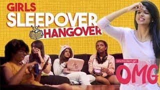 Girls Sleepover | Oru Modern Girl 'OMG' E02 | Ft. Dipshi Blessy and Rahul Raj | Put Chutney