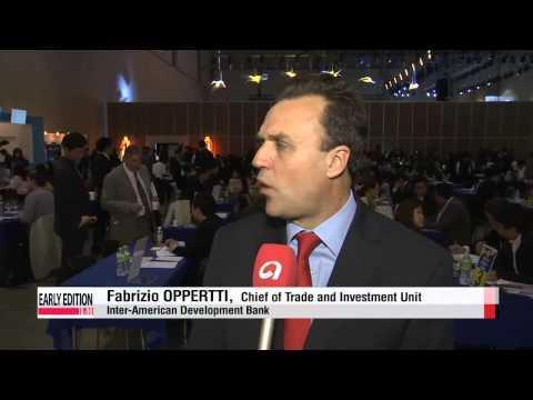 Inter-American Development Bank meeting creates opportunies in Latin America   I