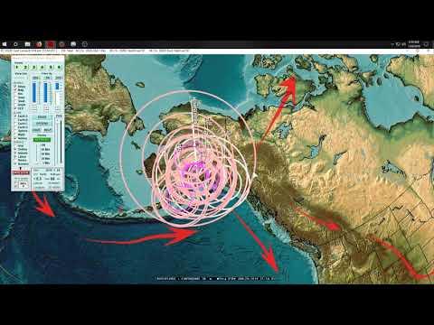 1/24/2019 -- East Coast USA -- S. Carolina Nuclear Power plant Earthquake