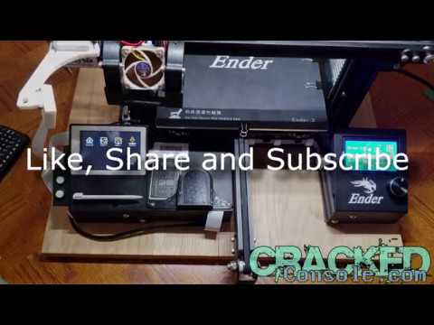 Powering a Raspberry Pi off the Ender 3 Power supply