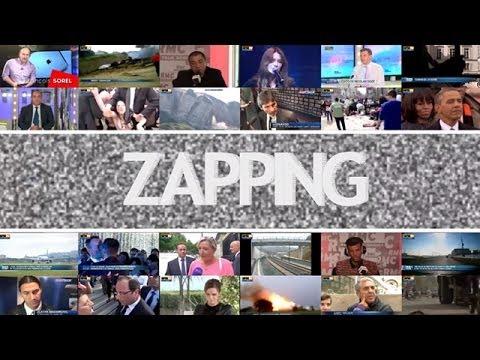Zapping de l'actu - 19/11 - Le portrait du tireur, Hollande soutient aux Bleus...