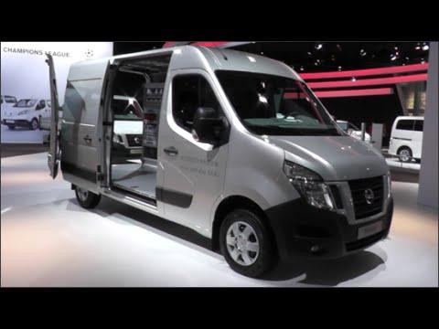 Nissan Nv400 Panel Van 2015 In Detail Review Walkaround