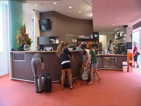 Sydney Harbour YHA On Channel Nine's Getaway