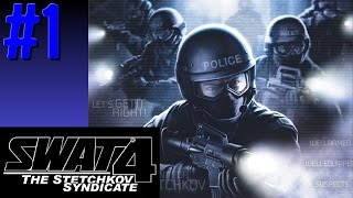 SWAT 4: The Stetchkov Syndicate - Mission 1: FunTime Amusements