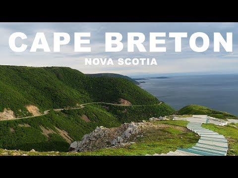 Cabot Trail, Cape Breton, Nova Scotia Adventure