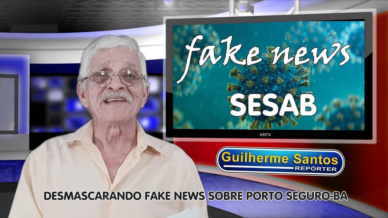 Fake Neus SESAB - Porto Seguro-Ba.