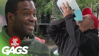 Man DRINKS Windshield Washer Fluid | Throwback Thursday