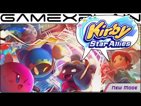 Kirby Star Allies DISCUSSION - Magolor, Taranza, Susie, & Another Dimension (Wave 3 DLC)