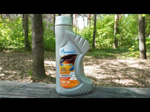 Gazpromneft Premium C3 5W-30 - анализ масла на Ойл Клубе.