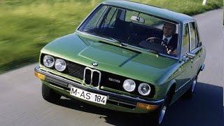 Заброшенные автомобили - BMW E12