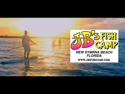 JB's Fish Camp New Smyrna Beach, FL