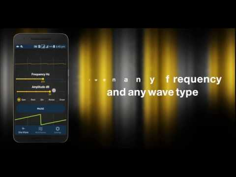Frequency sound generator advance APP