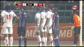 GOAL & HIGHLIGHTS: Azam FC vs Mbabane Swallows March 12 2017, Full Time 1-0