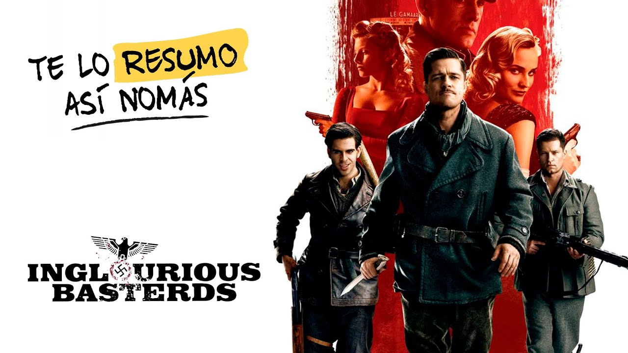 Download Bastardos Sin Gloria | #TeLoResumo