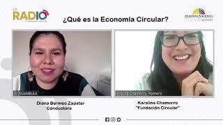 Vídeo de entrevista a Karolina Chamorro de Fundación Circular