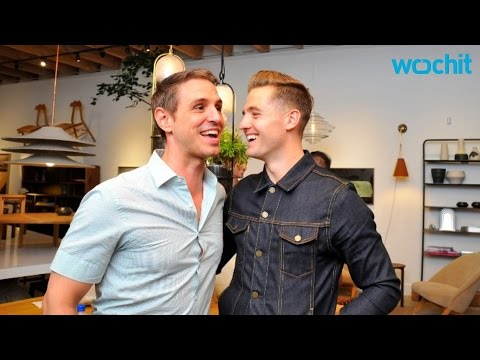 Robbie Rogers And Greg Berlanti Are Engaged