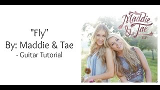 """Fly"" by Maddie and Tae - Guitar Tutorial Mp3"