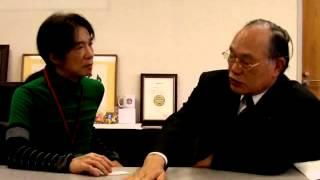 大阪国際大学 北川俊光学長ガゲスト バンディ石田 番組宣伝