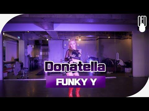 Lady Gaga - Donatella L CHOREOGRAPHY FUNKY Y L OFD DANCE STUDIO