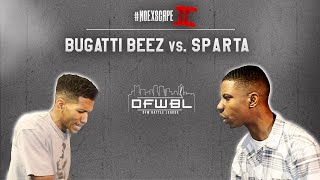 DFW BATTLE LEAGUE: BUGATTI BEEZ VS SPARTA
