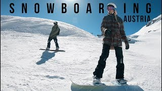 OBERTAUERN, AUSTRIA SNOWBOARDING - Best time of the winter
