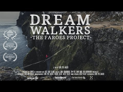 DREAMWALKERS - The Faroes Project - Trailer
