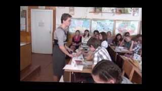 Учитель года 2012. Урок физики. Балашова