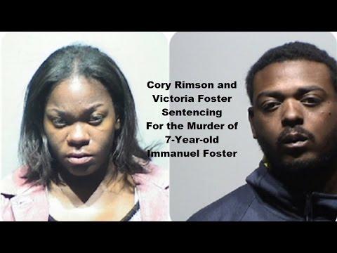Cory Rimson and Victoria Foster Sentencing 11/10/15