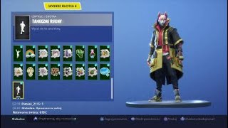 Fortnite strange Drifta jacket bug #EDIT bugs coats and capes repaired