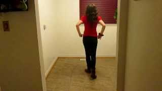 aw naw by chris young line dance taught by miss treble threat