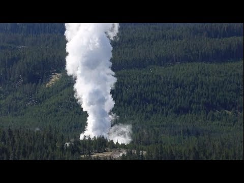 Yellowstone Steamboat Geyser Officially Matches All Time Record - ETS Tectonic Tremor in Washington