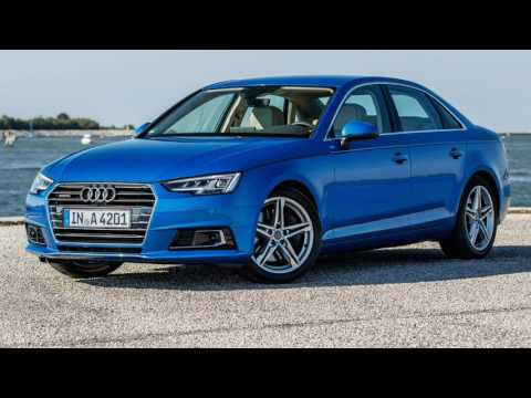 Audi A4 2017 Car Review