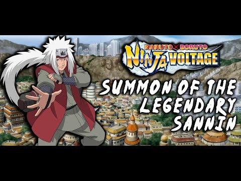 3500 Shinobite Summon of the Legendary Sanin Jiraiya! (KIT in ACTION)| Naruto X Boruto Ninja Voltage