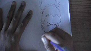 How To Draw Shikamaru And Shikaku Part 1